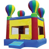 bounce house the woodlands