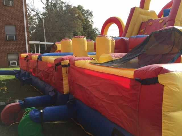 obstacle course Conroe Texas
