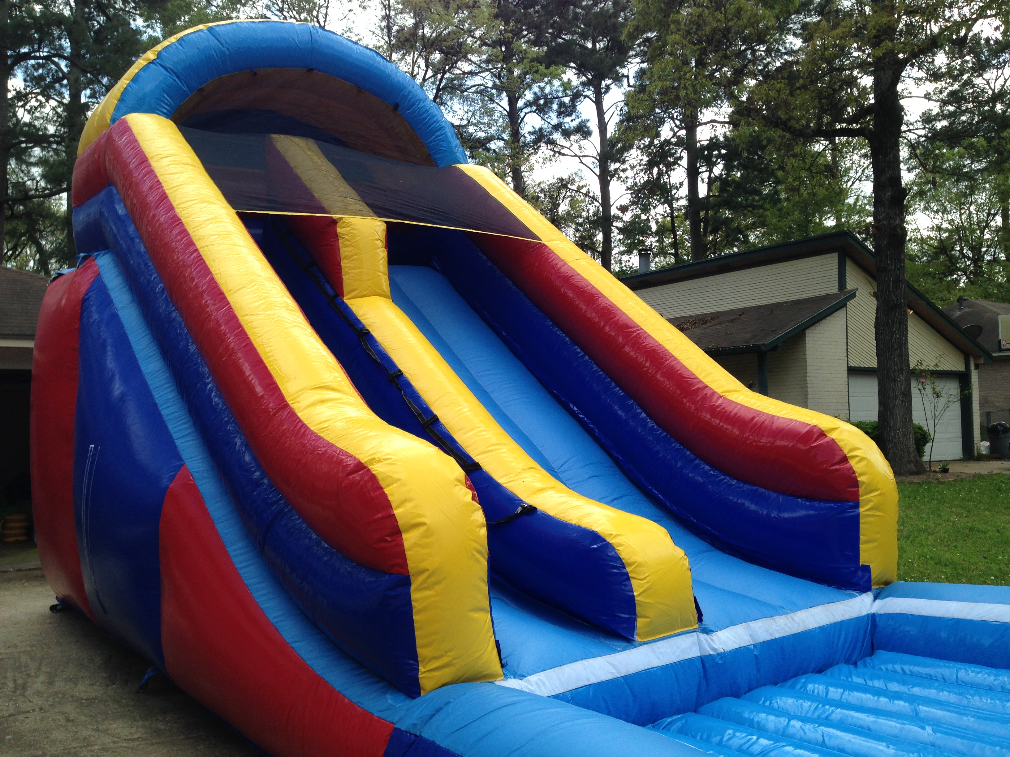 rent waterslide